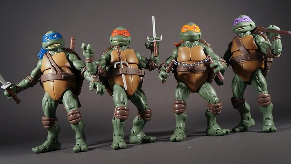 1990: Teenage Mutant Ninja Turtles