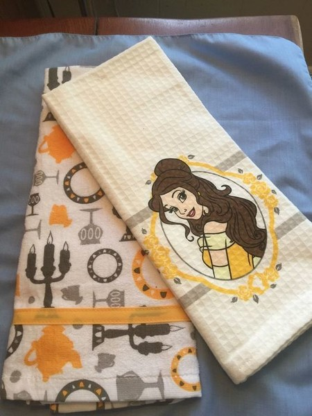 Belle Dish Towel Set