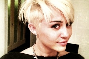 BREAKING: Miley Cyrus Chopped Off All Her Hair