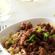 15-Minute Korean Beef and Rice