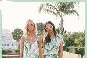 Tropical Print Clothing