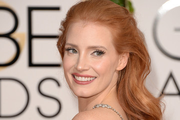 Get the Look at Home: Jessica Chastain's Mega Volume Waves