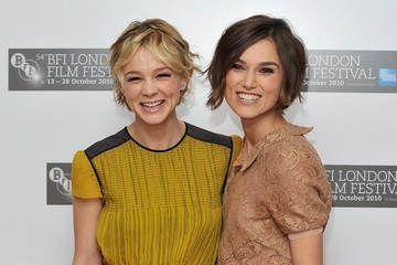 Carey and Keira Show off Sassy Short Hair