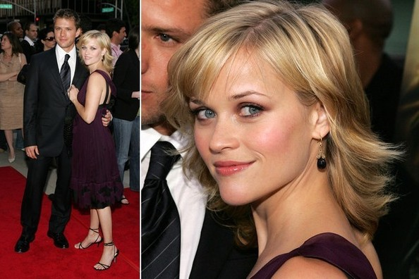 Reese Witherspoon Then
