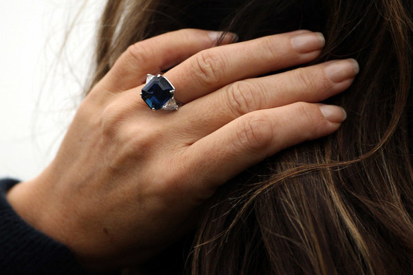 The Most Epic Celebrity Engagement Rings