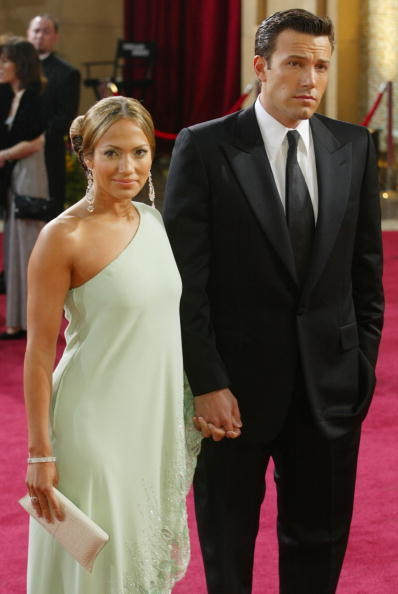 Jennifer Lopez And Ben Affleck, 2003