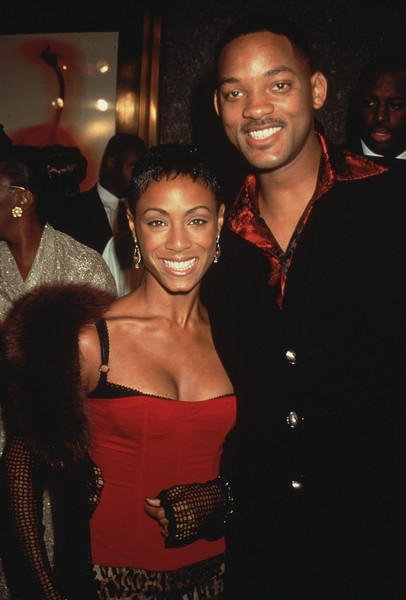 1998: Will Smith And Jada Pinkett Smith