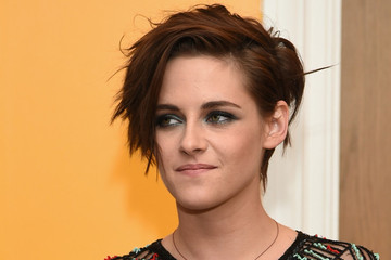 Hair Envy: Kristen Stewart's Deep Mocha Cut