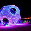 Heart Of Gold By HYBYCOZO At Burning Man