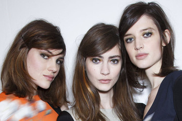 The Bang Trend That's Swooping In at NYFW Fall 2014