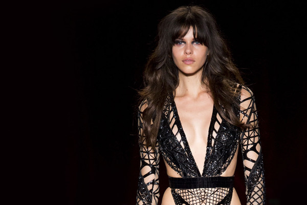 The Most Fab Dresses on the London Runways
