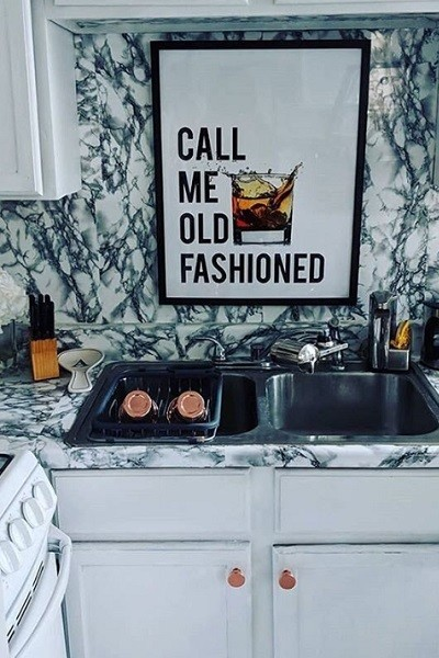 Replace The Kitchen Faucet