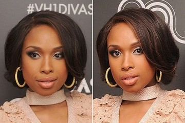 You've Got To Try Jennifer Hudson's Faux Bob