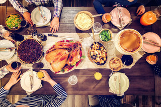 Plan Your Thanksgiving And We'll Tell You Which Awkward Thing Will Go Down At The Dinner Table