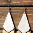 DIY Arrow Earrings