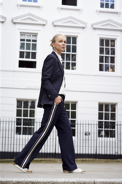 Invest In Pants With Racer Stripes