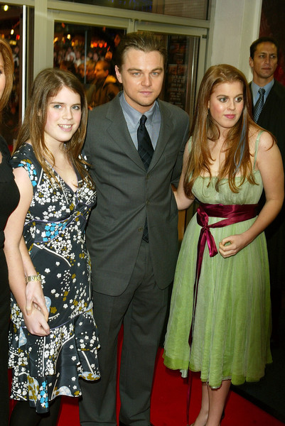 Princess Beatrice, Princess Eugenie, And Leonard DiCaprio