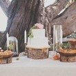 Wooden Table Decor