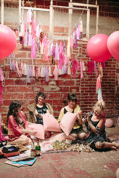Throw A Galentine's Day Party That'll Be Way Better Than A Boyfriend