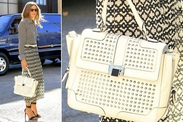 Where to Score Olivia Palermo's Fall-Ready Bag
