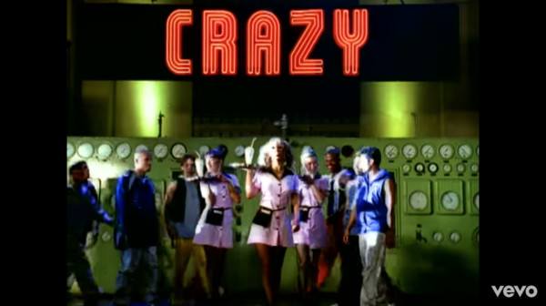 Britney Spears — 'You Drive Me Crazy'