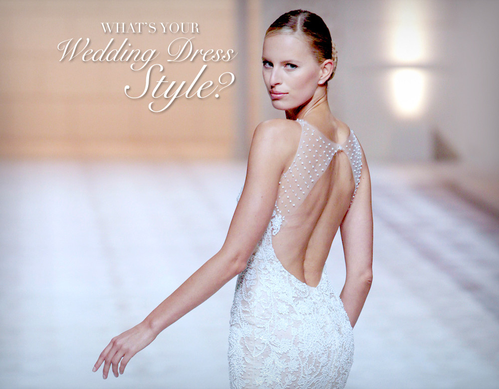 Whats your wedding dress style quiz livingly whats your wedding dress style junglespirit