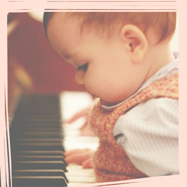 Musical Baby Names That'll Have Your Little One Hitting All the High Notes