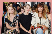 Here's What Celebs Wore to Sit Front Row This Fashion Week