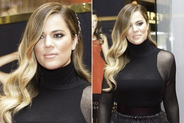 Khloe Kardashian is On Her Way to Being Total Blonde Bombshell