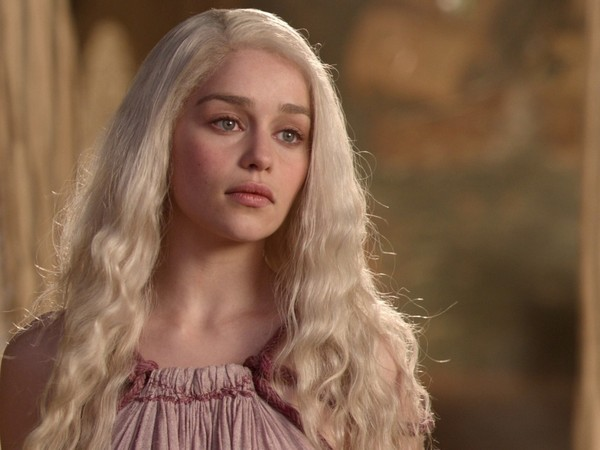Daenerys Targaryen's Long Wavy Locks