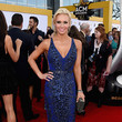 Caroline Boyer at the Academy of Country Music Awards