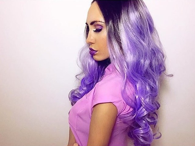 Why You Should Dye Your Hair a Crazy Color, Even If You\'re Scared ...