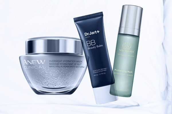 10 Overnight Masks To Help You Look Refreshed
