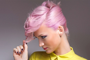 So I Dyed My Hair Pink, Now What?