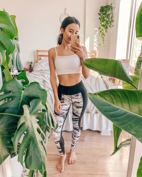 Athleta Powervita Legging