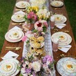 A Rustic Mother's Day Brunch
