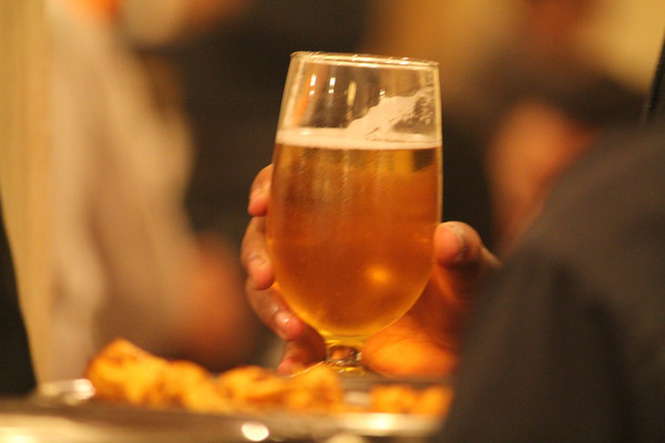 Host a beer tasting for two
