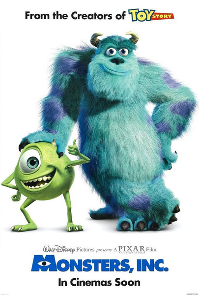 Monsters, Inc. (2001, G)