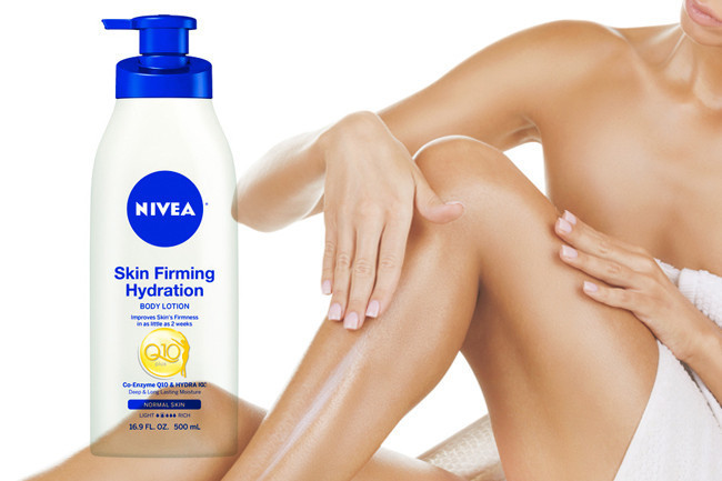 Nivea Skin Firming Hydration Body Lotion with Q10