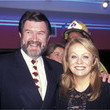 Jacki Weaver and Derryn Hinch
