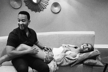 All the Times John Legend and Chrissy Teigen Were the Cutest Celeb Couple