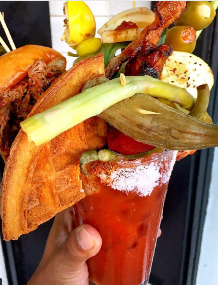 Try One Of Those Insane Bloody Marys