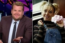 James Corden Hilariously Reviewed That Ridiculous Britney Spears Biopic