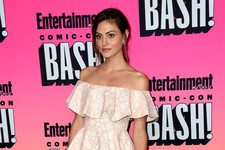 Look of the Day: Phoebe Tonkin's Ruffled Frock