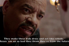 Ice-T Has Seen Some Crazy, Messed Up Stuff on 'Law & Order: SVU'