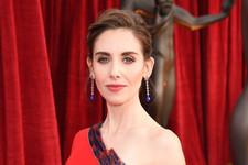 Alison Brie Defends James Franco at 2018 SAG Awards