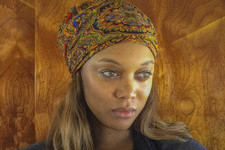 Tyra Banks Debuts First Photo of Newborn Baby Boy York