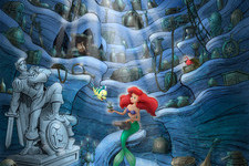 Items to Help Transform Your Room into Ariel's Grotto from the 'The Little Mermaid'