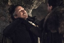 Jon Snow Chokes Out Littlefinger for All of Us