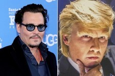 Johnny Depp Stars as Donald Trump in a Hilarious New Biopic